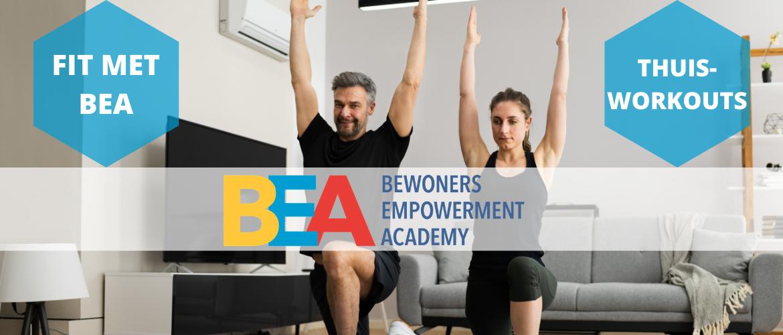 BEA lanceert een bewegingsprogramma