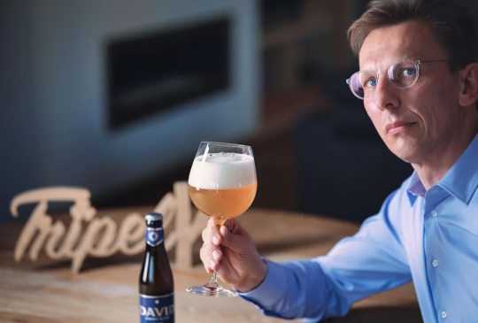 DAVID 8.5 Strong Bold bier
