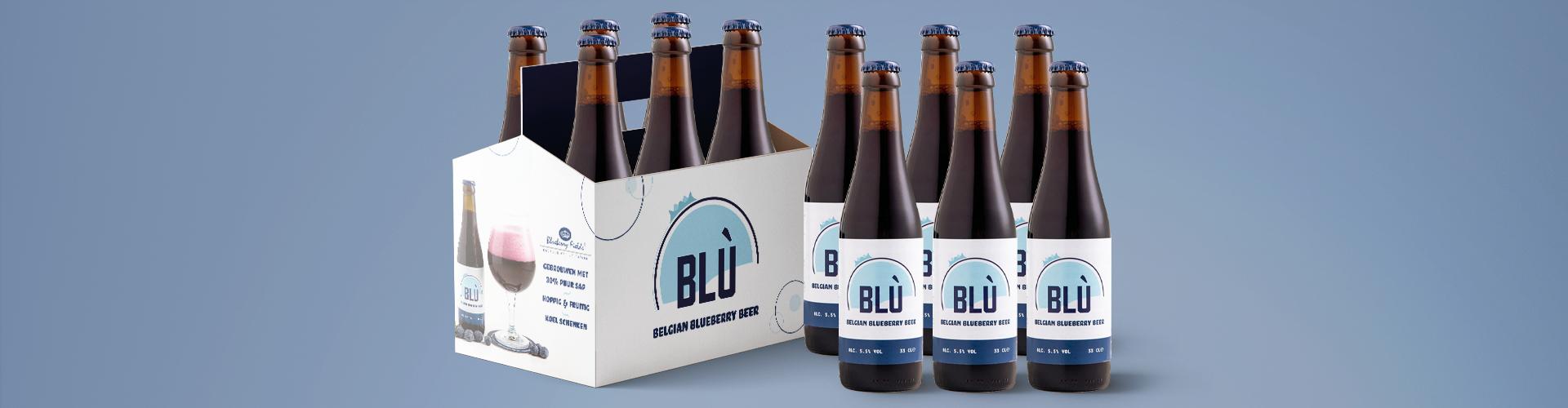 Blù Bier box 12