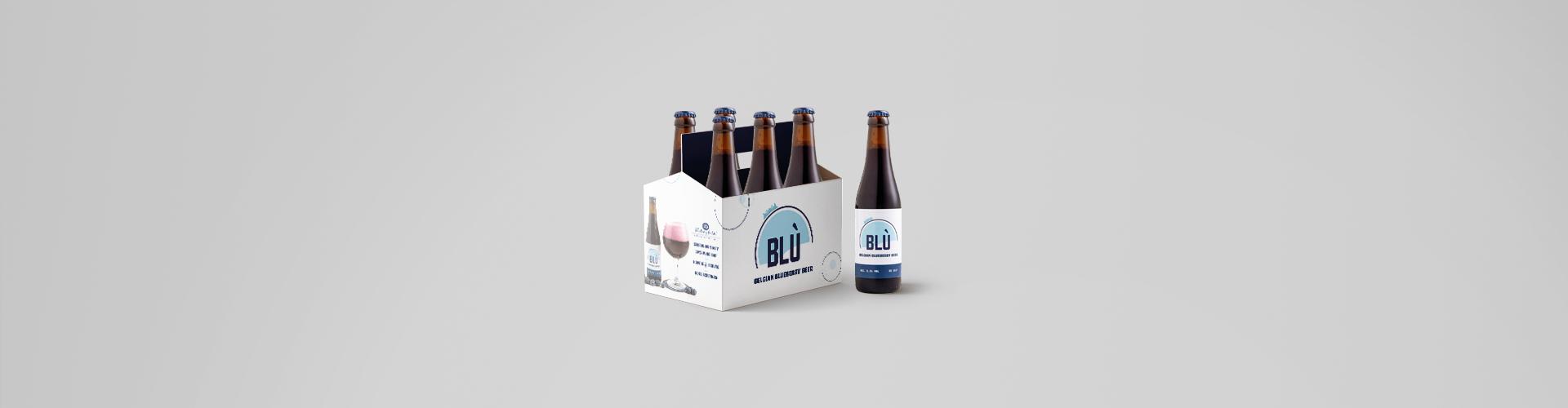Blù Bier box 6