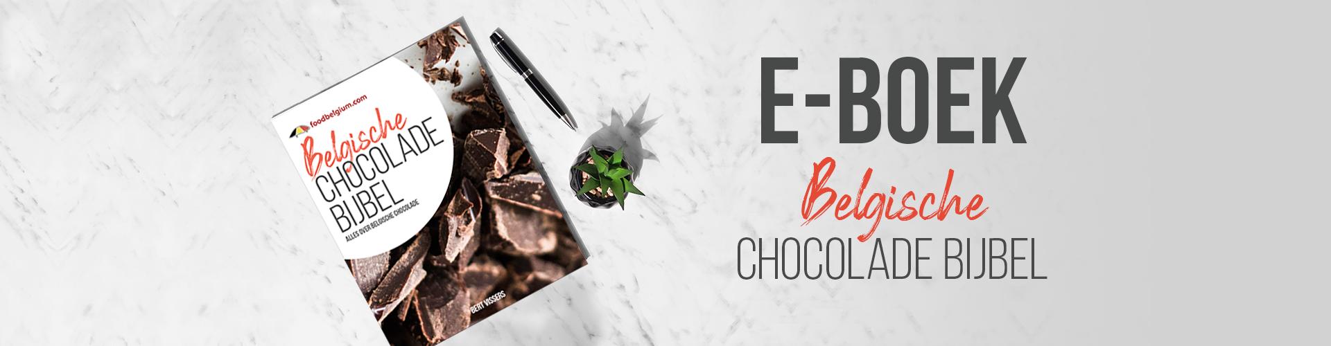E-boek Belgische chocolade bijbel
