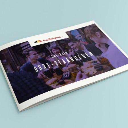 Oost-Vlaanderen Culinair e-boek