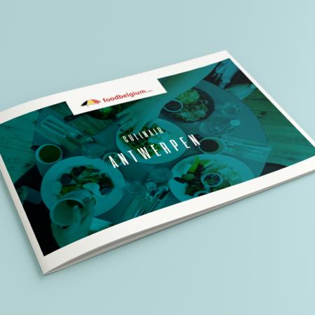 Antwerpen Culinair e-boek
