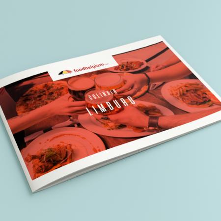 Limburg Culinair E-boek