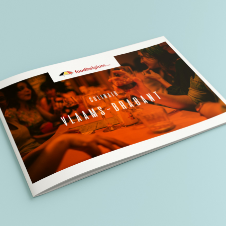 Vlaams-Brabant Culinair E-boek