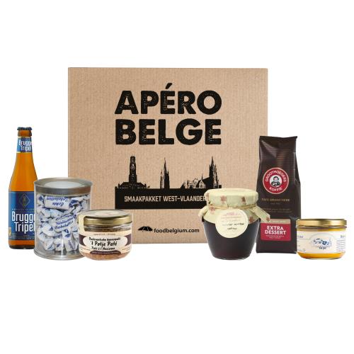 Apèro Belge Smaakpakket Oost Vlanderen
