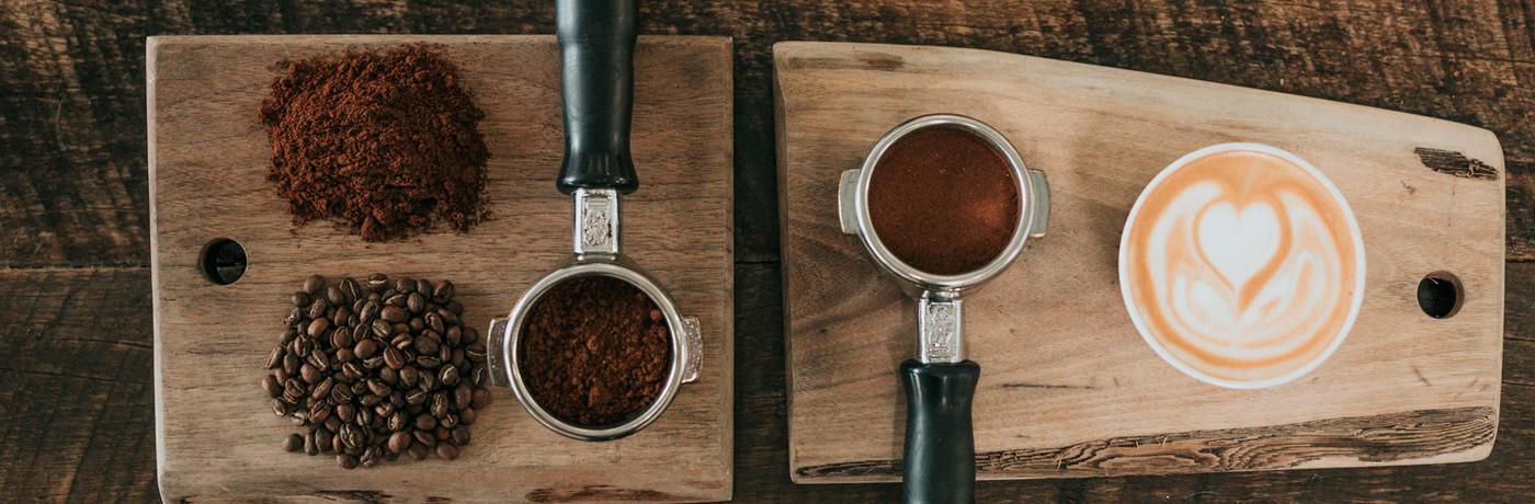 Koffie Uit De Leiestreek - Grootmoeders Koffie