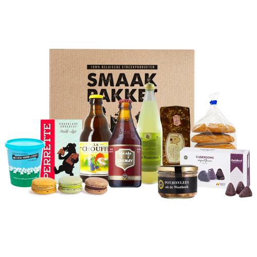 Smaakpakket Belgie