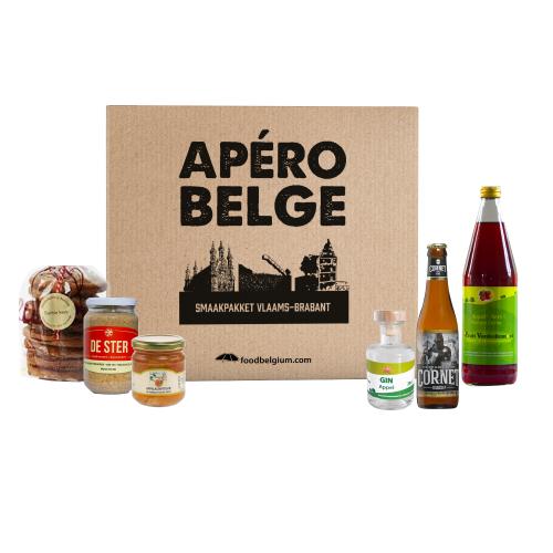 Apèro Belge Smaakpakket Vlaams Brabant