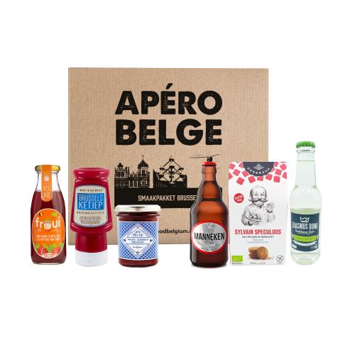 Apéro Belge Smaakpakket Brussel