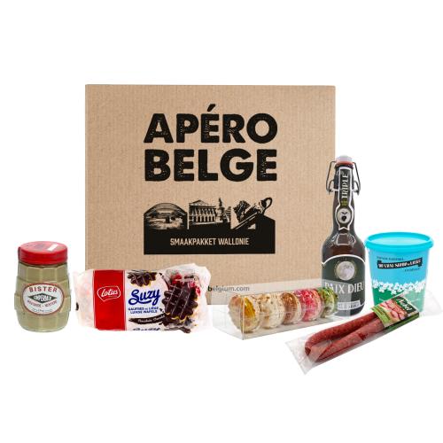 Apéro Belge Smaakpakket Wallonie