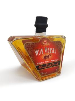 Win Wild Weasel Single Malt Whisky Sherry Finished van Brouwerij Wilderen