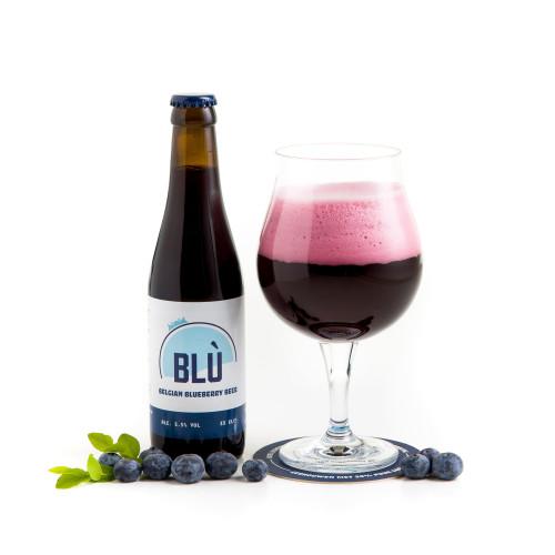 Blu Blauwbessenbier