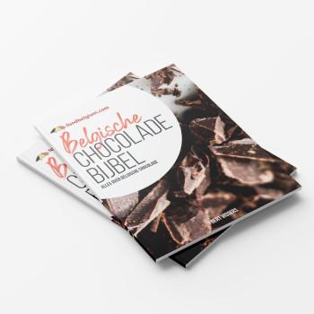 e-book 'Belgische chocolade bijbel
