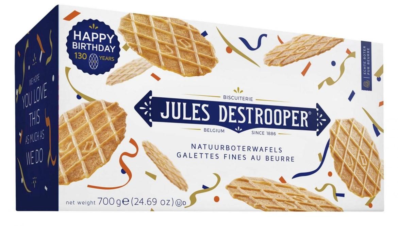 Jules De Strooper lukken