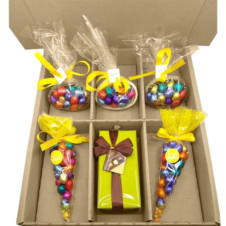 Paasbox Chocolade
