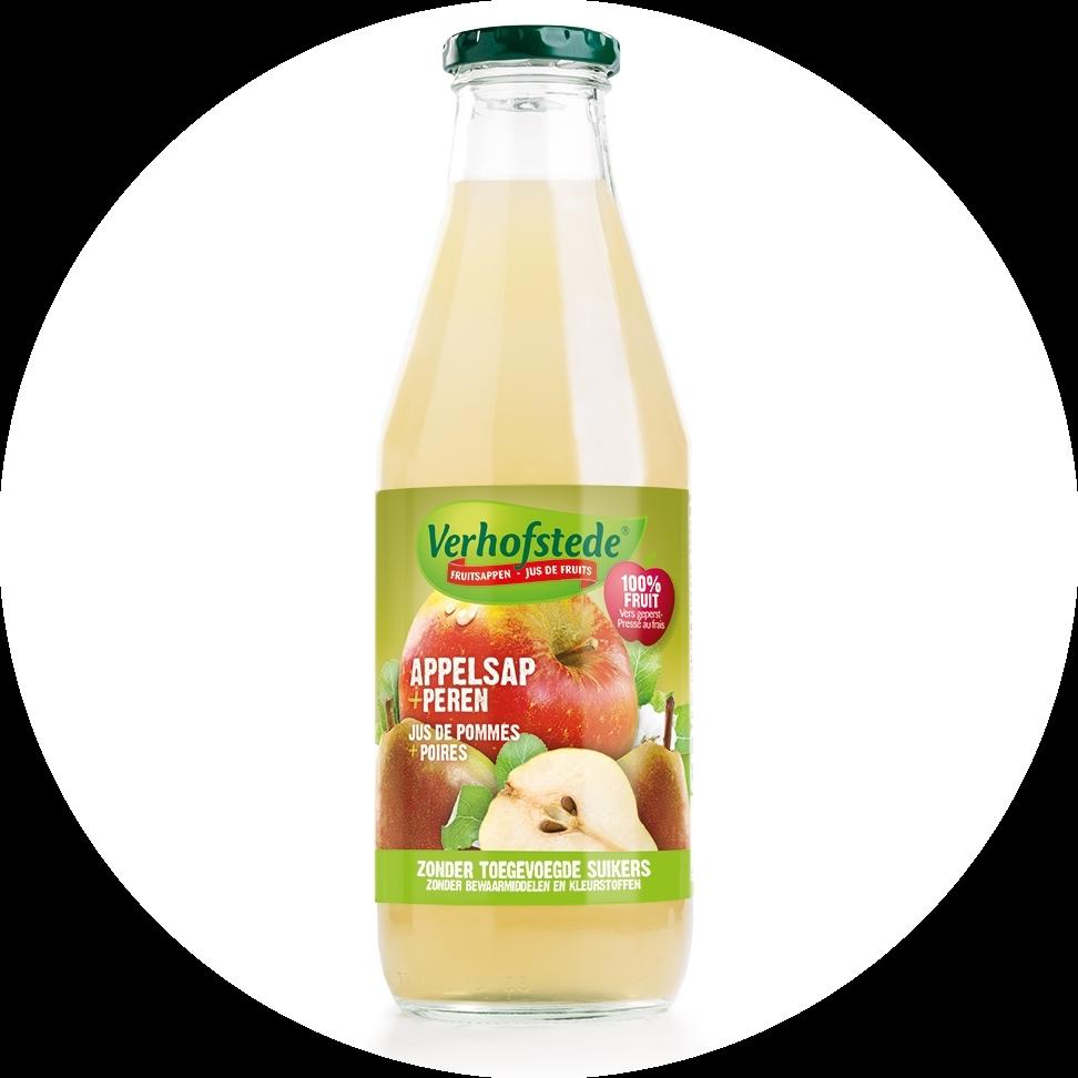 Verhofstede Appel-peren sap