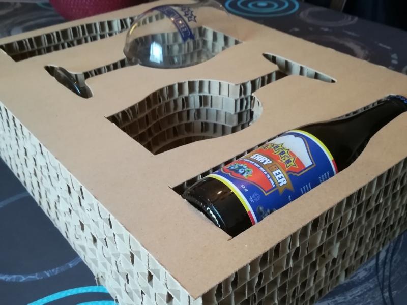 Luxe ECO-BOX met inleg