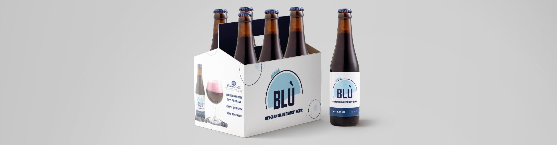 Blù-BlauwBessen-bier