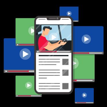 Video rijles streetwizeTV