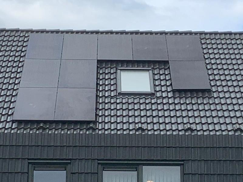 Zilverschoonlaan, Lelystad 10 x 325 Wp Full black Autarco