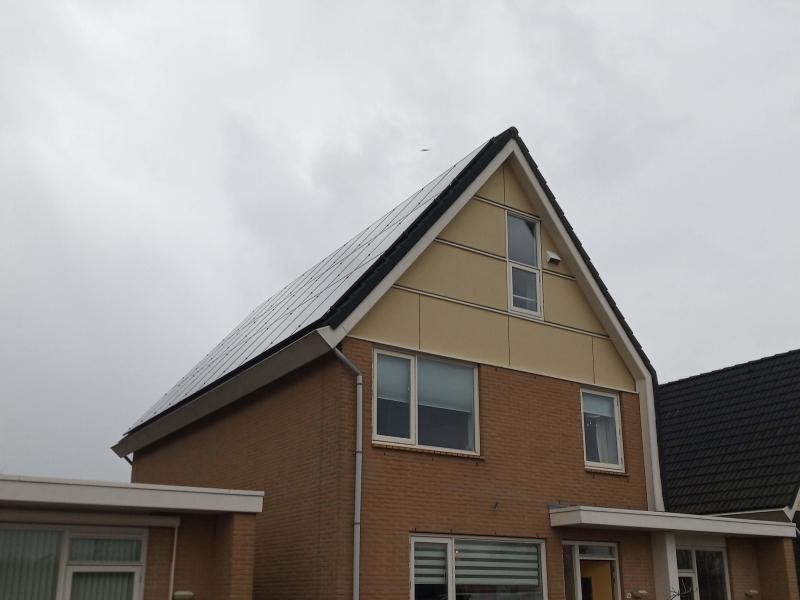 30 x Autarco met kWh-garantie zonnepaneleninstallatie Lelystad