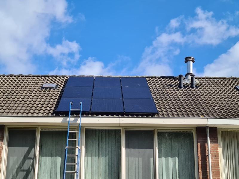 gegarandeerde opbrengst van uw zonnepanelen