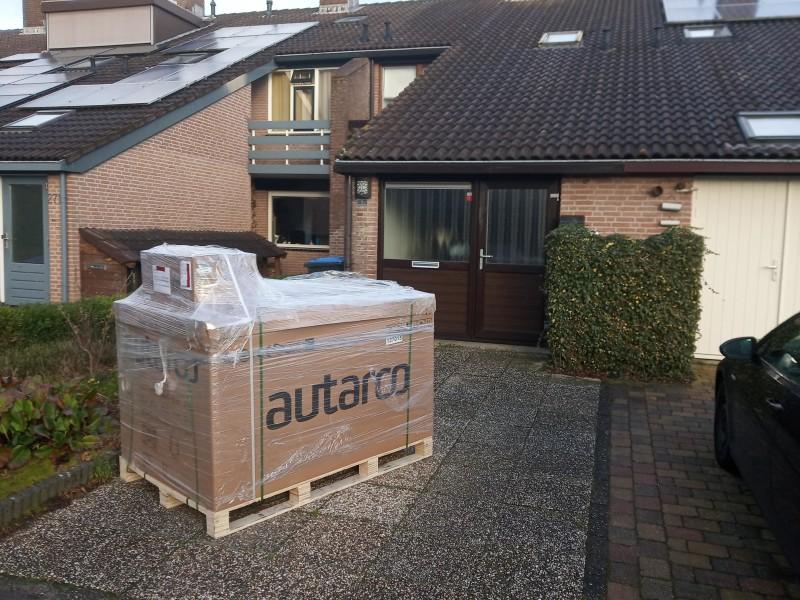25 Autarco panelen geleverd door StroomVanDeZon