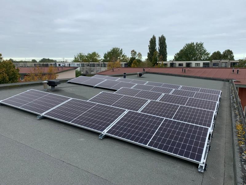 StroomVanDeZon SolarEdge installatie