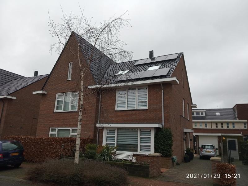 StroomVanDeZon met kWh-garantie