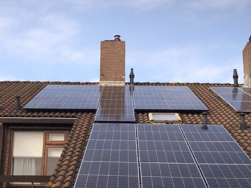 Auaytraco zonnestroomsysteem met gegarandeerde kWh opbrengst garantie