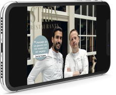 Laatste nieuws over sterrenchefs topchefs michelin in de gratis STRRN Update