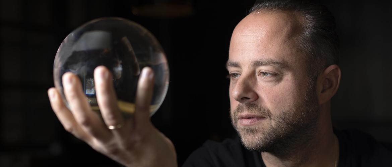 BLIK OP 2021: met André Gerrits, restaurant 't Amsterdammertje*