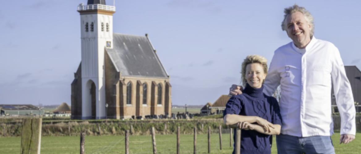 Bij Jef* op Texel breidt uit met biologische moestuin