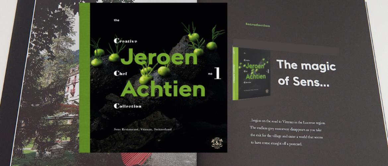Jeroen Achtien: culinair dagboek van een uniek talent