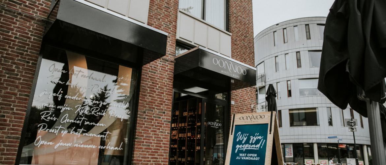 Sterrenrestaurant OONIVOO opent wijnwinkel