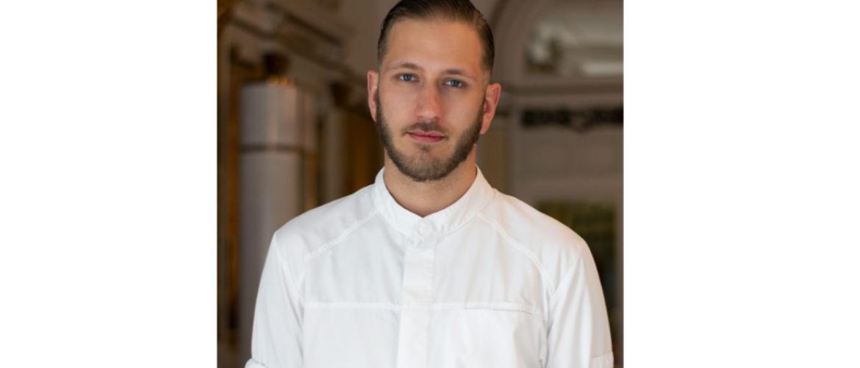 Nieuwe Chef de Cuisine aan het roer van restaurant The White Room*