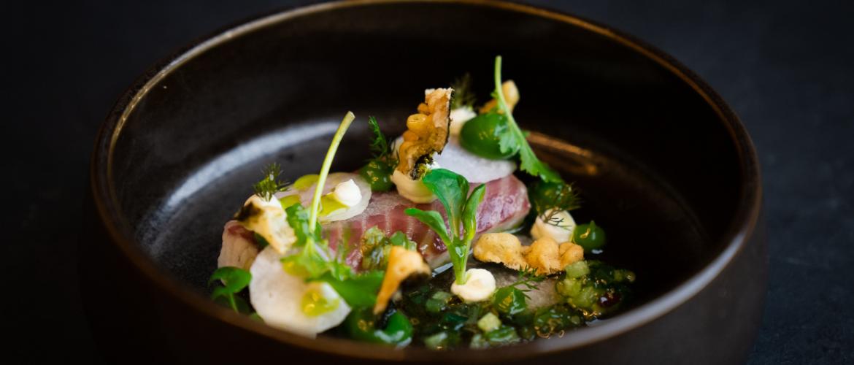 Sterrenchef in eigen keuken – recept van Martin Kruithof, restaurant De Lindenhof**, Giethoorn
