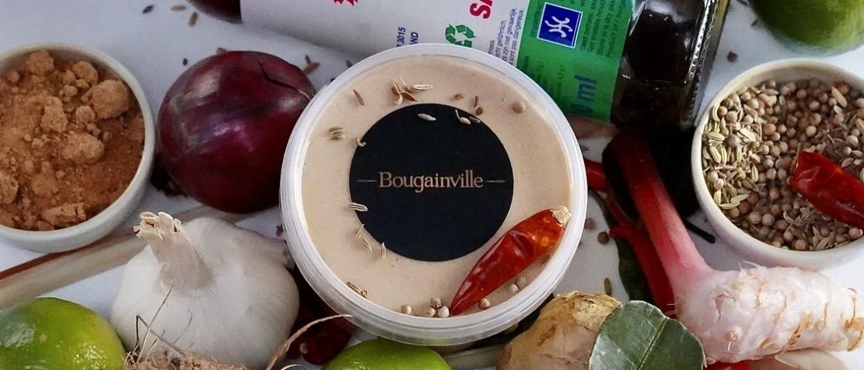 Restaurant Bougainville* opent winkel voor sauzen