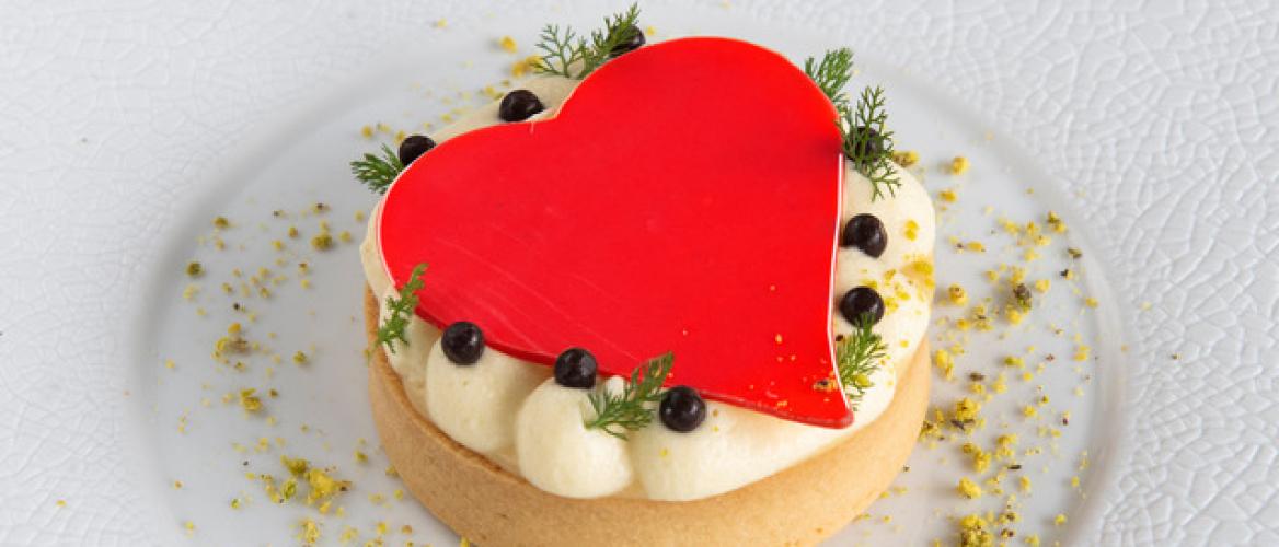 Sterrenchefs pakken flink uit tijdens Valentijn