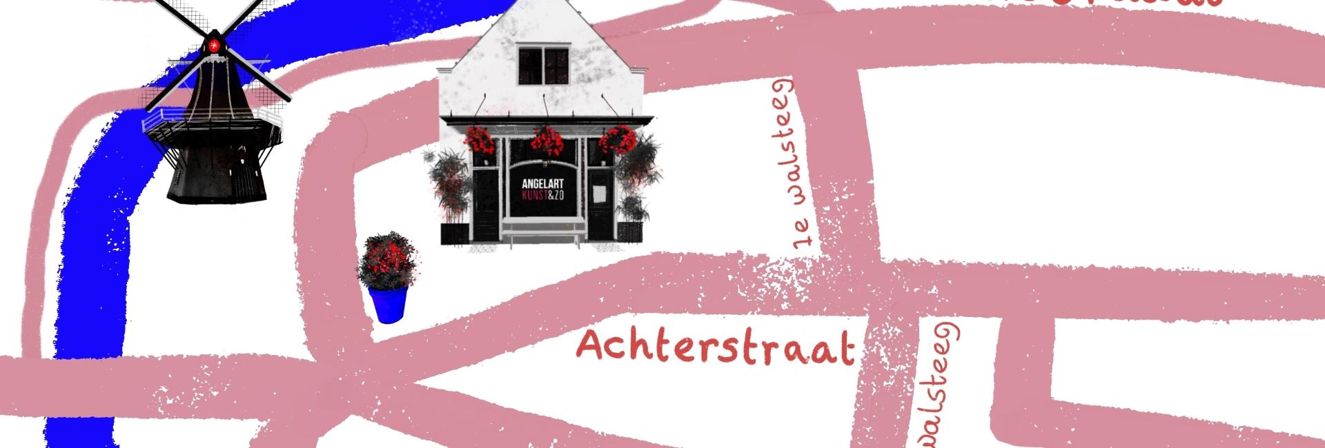 Angelart Kunst en Zo Gallerie Hattem