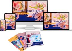 online aquarellessen