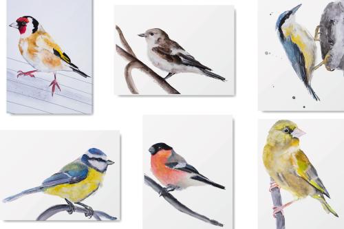 Angela Peters is beeldend kunstenaar en illustrator