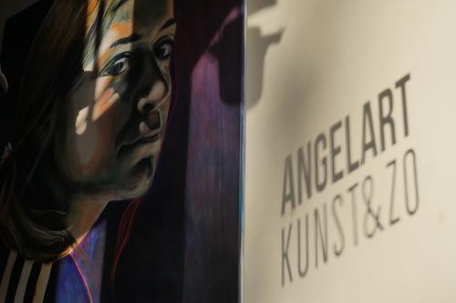 Galerie Angelart kunst en Zo Hattem