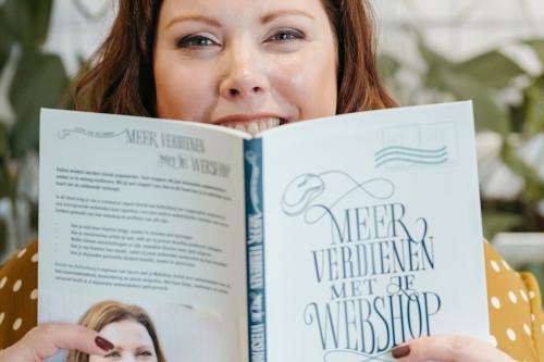 Boek Meer verdienen  met je webshop