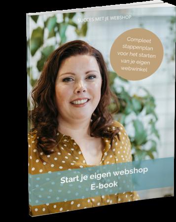 E-book start je eigen webshop