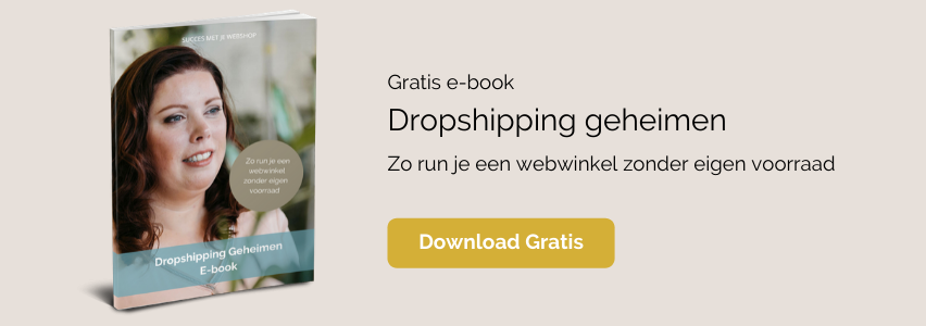 E-book Dropshipping Geheimen