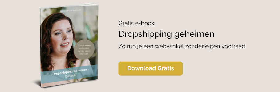 Dropshipping geheimen