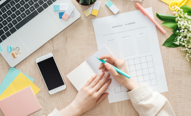 Een content planning maken