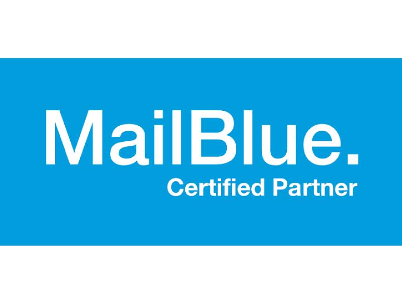 Succes met je Webshop is partner van MailBlue